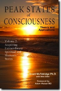 Peak States of Consciousness Vol2 cover